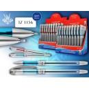Ручка TZ-1156 син.0.5мм (60/1200)