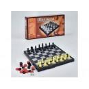 Шахмати 8188-2 (96/2) 3 в 1,нарди,шашки,шахмати