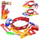 Набір інструментів 006-2 (72шт) молоток,пилка,окуляри,викрутка,в сітці,17-39-13см