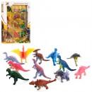 Динозавры KL01B (96шт) 12шт, от 6см, 2 вида, в кор-ке, 22,5-29,5-3см