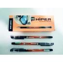 Ручка масл.Hiper Inspire HO-115 0,7мм (10шт/1000) синя