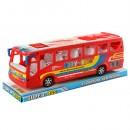 Автобус 522 (96шт) инер-й, 25см, в слюде, 28-8-11 см
