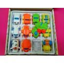 Заводная игрушка 7501 А (432шт) 12шт, машинки