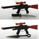 Набор оружия 567-6-7 (192шт) 40см, нож, 2 вида, в кульке, 29-16-2,5 см