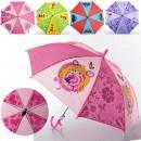 Зонтик детский MK 0206-1 (60шт) 6видов