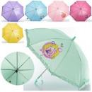 Зонтик детский MK 0208-1 (60шт) 6видов