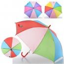 Зонтик детский MK 0356 (60шт) 3цвета