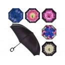 Зонт обратного сложения д110см 8сп MH-2713 (50шт)