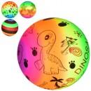 Мяч детский MS 1727 (400шт) 9 дюймов,ПВХ, 57-63г