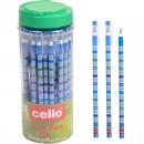 Ручка Cello C-269 масляна синя (50шт/2000)