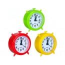 Настільний годинник-будильник 8836 /Х2-14  9*8*3 см (200шт)
