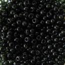 Бісер чорний 50290 PRECIOSA Чехія (50гр)