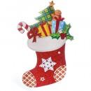 Декор новогодний бумажный 25*35см R87342 (200шт)