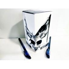 Ручка масл.Hiper Accord Black HO-550 В 0,7мм (50шт) синя